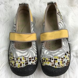 KEEN Womens Shoes Harvest MJ Mary Jane Slip On